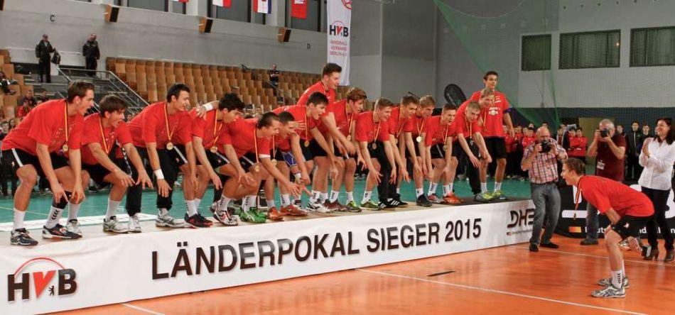 Berlin gewinnt den Länderpokal – Jugendhandball mit Leidenschaft und auf hohem Niveau