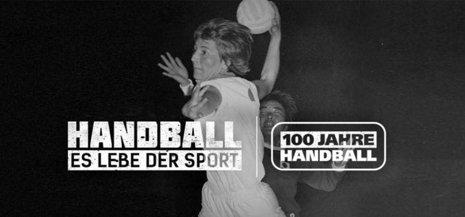 Der Handball feiert Geburtstag: ARD zeigt Dokumentation, Länderspiele im Free-TV und Livestream