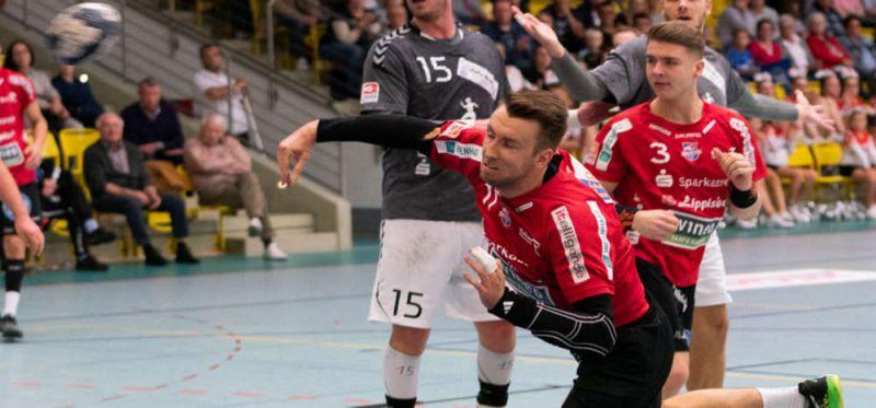 Team HandbALL: Knappe Derby-Niederlage