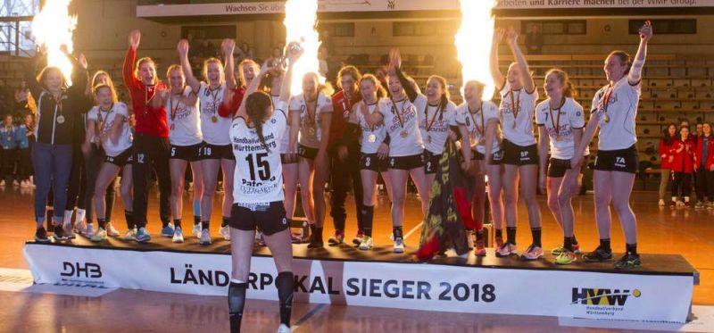 Länderpokal: Württemberg gewinnt Gipfeltreffen der Talente der weiblichen Jugend