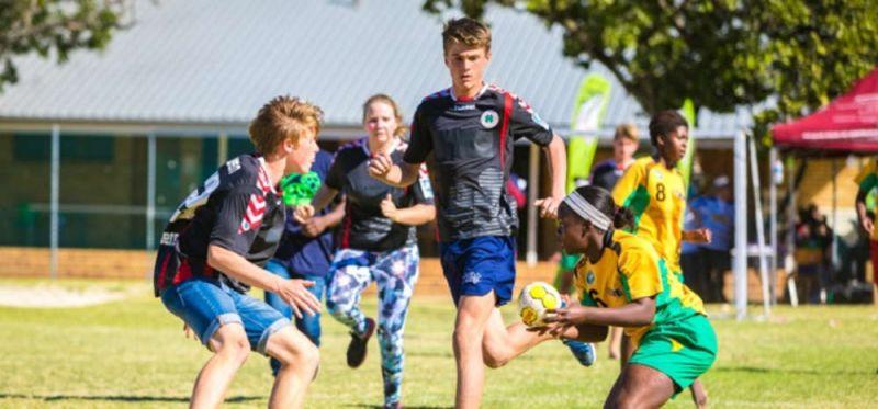 PLAY HANDBALL Supercup in Südafrika ein Erfolg
