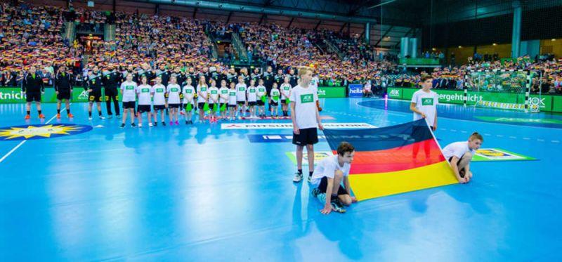 Mit der Teamticket-Aktion letzte Plätze für das Länderspiel in Rostock sichern