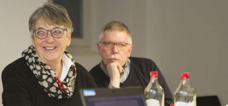 Monika Wöhler bittet Frauenkommission zur Tagung