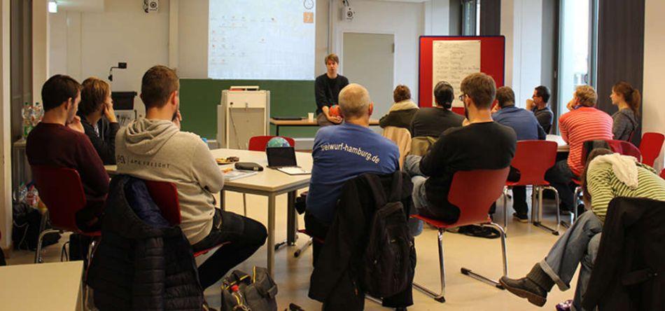 """Inklusion im Handball: Leuphana Lüneburg, Uni Hamburg und """"Freiwurf"""" mit zweitem Workshop"""