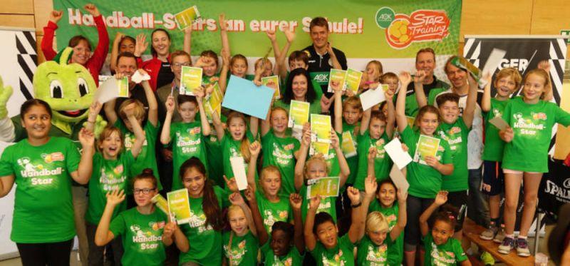 Christian Prokop bringt das Nationalteam-Gefühl ins AOK-Startraining