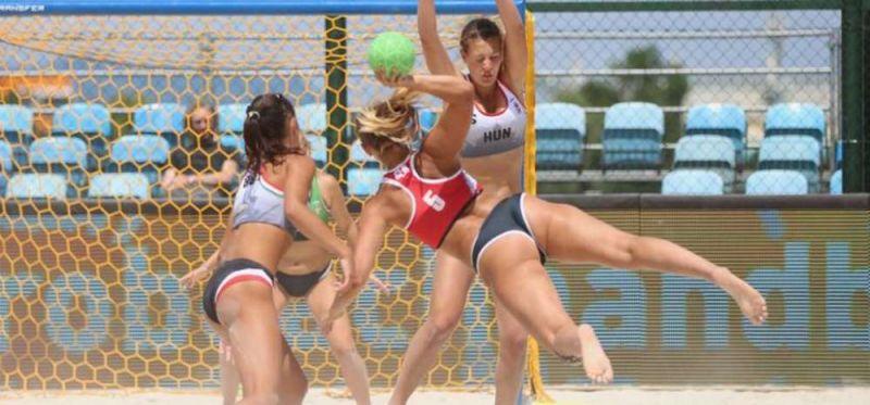 Beach-EM: U17 weiblich sichert sich Bronze gegen Ungarn