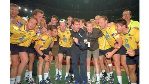 1999 in Ägypten: Schweden - Russland 25:24