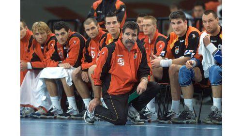 2003 in Portugal: Kroatien - Deutschland 34:31