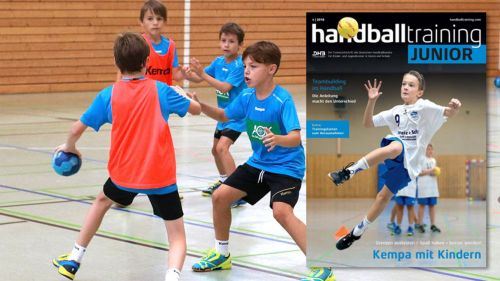 HANDBALLTRAINING JUNIOR