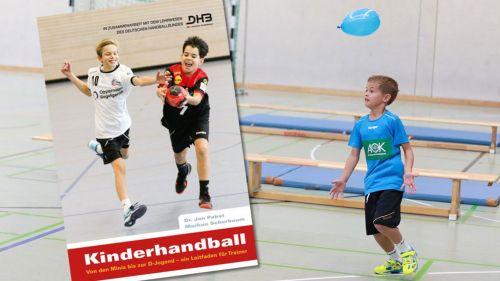 Kinderhandball - Von den Minis bis zur D-Jugend