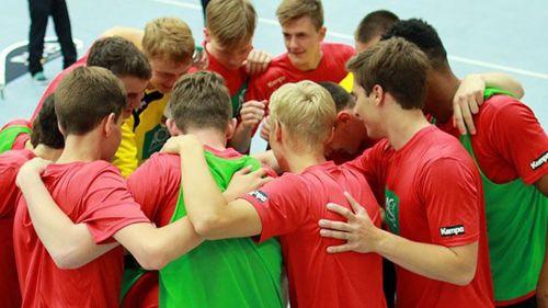 Handball macht Kinder stark