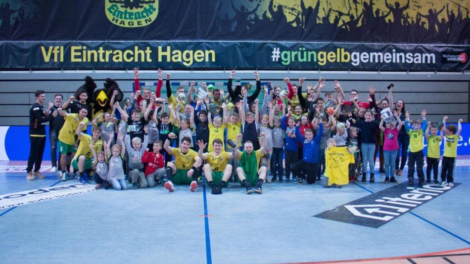 Der erste Kids-Day – VFL Eintracht Hagen bringt Kinder in die Vereine