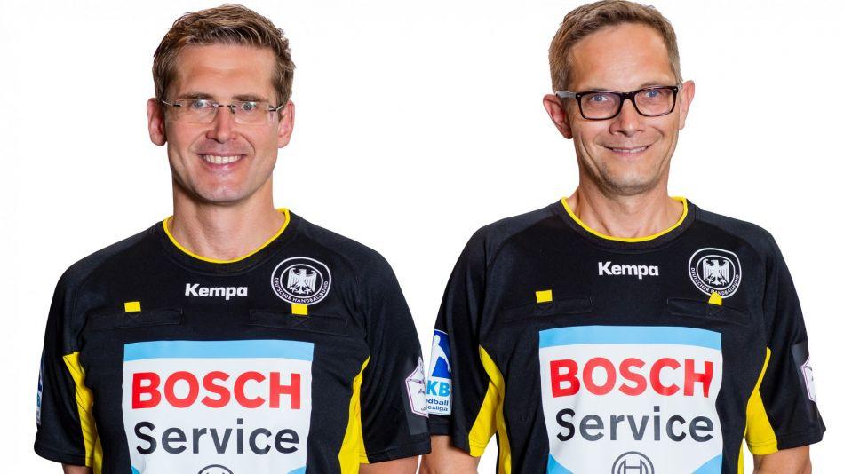 Geipel/Helbig leiten Champions-League-Finale