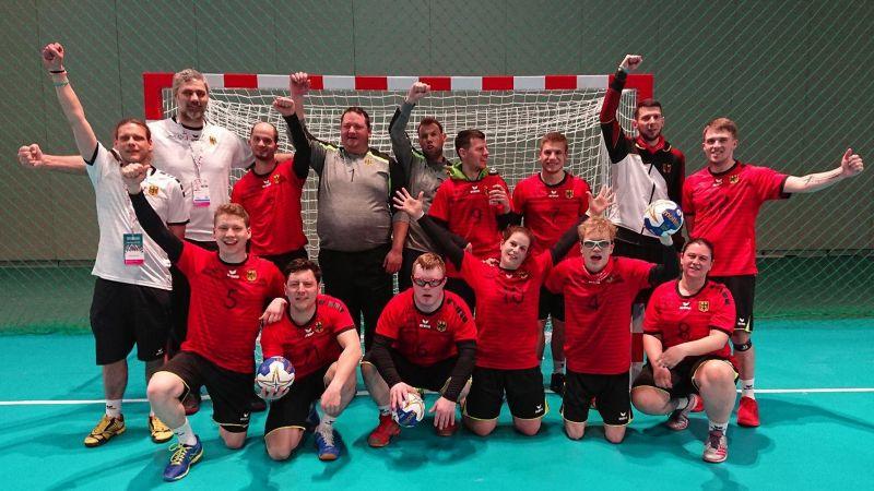 Special Olympics World Games: Die ersten Spiele für die deutschen Handballer