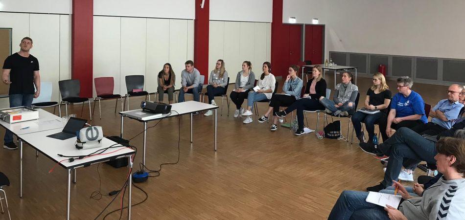 "Freiwurf Hamburg: Workshop ""Training im inklusiven Kontext"""