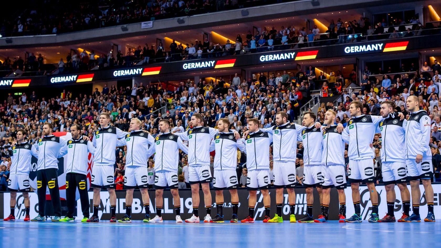 deutsche handball nationalmannschaft spielplan