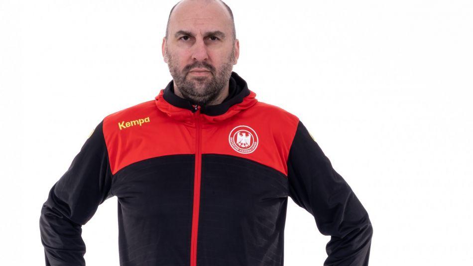 Erik Wudtke Co-Trainer bei der EHF EURO 2020