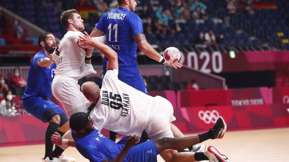 Trotz großem Kampf: Niederlage gegen Frankreich