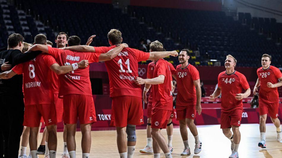 Kieler Sagosen wirft Norwegen zum Auftaktsieg