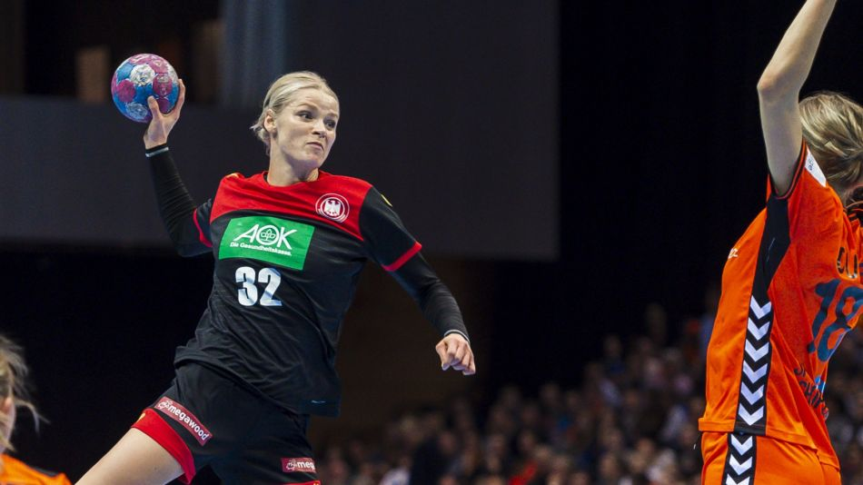 Vor WM-Play-offs: Minevskaja für Grijseels
