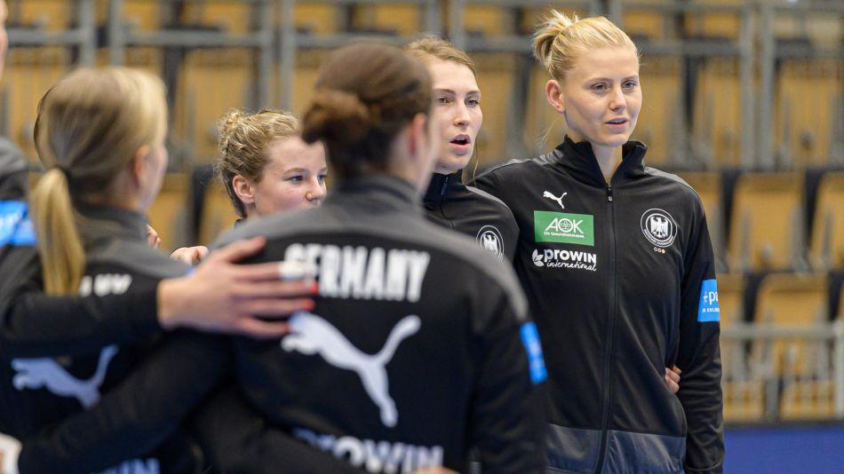 Mit 18 Spielerinnen in die EM-Vorbereitung
