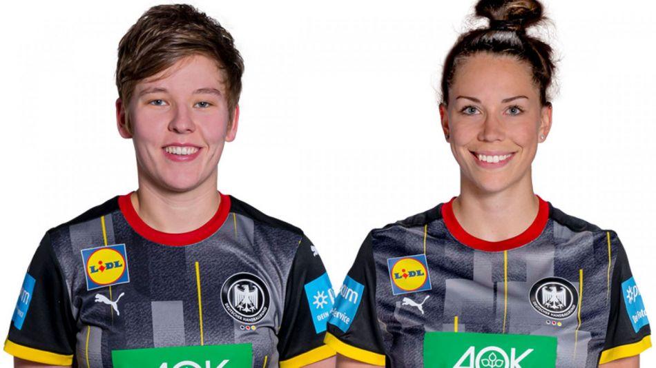 Kapitäninnen-Duo für die Frauen-Nationalmannschaft