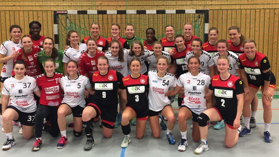 U19w: EM-Vorbereitungsstart in Lautenbach