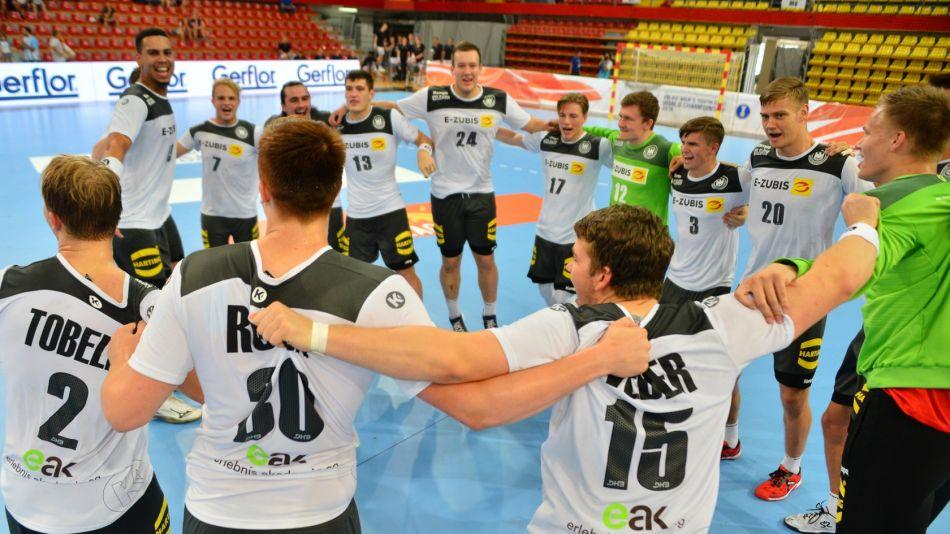U19 souverän im WM-Viertelfinale