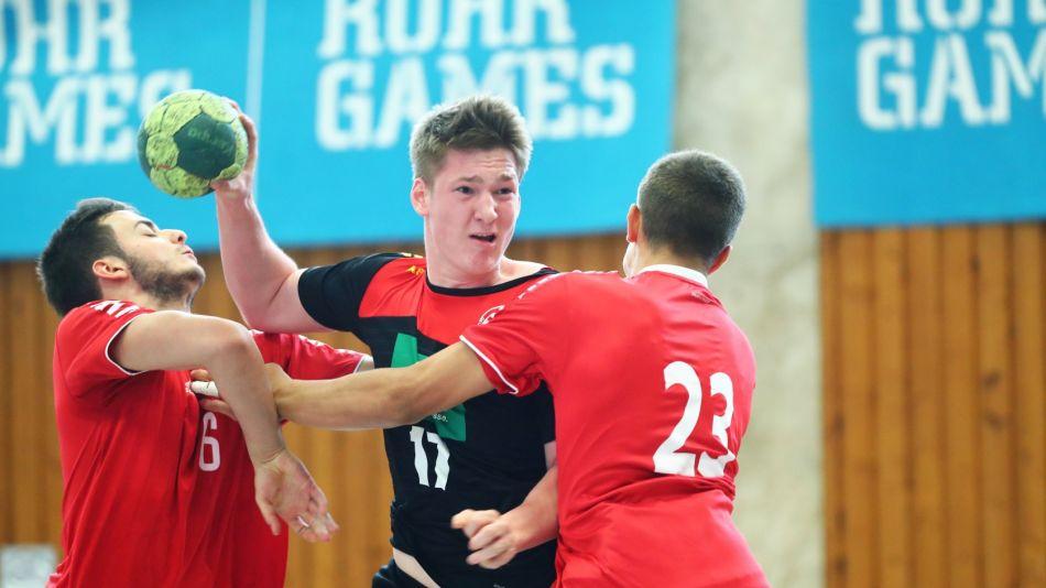 Trotz spannender Schlussphase: U17 schlägt auch Portugal bei den Ruhr Games