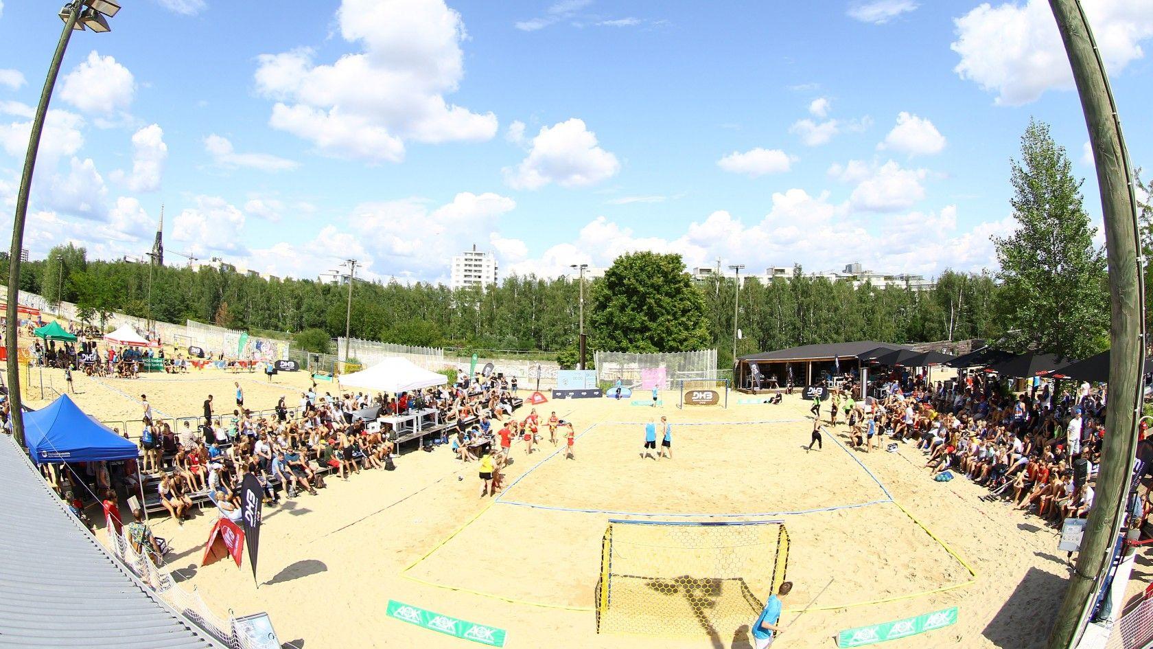 Return to play: Wiederaufnahme Beach- und Outdoorhandball