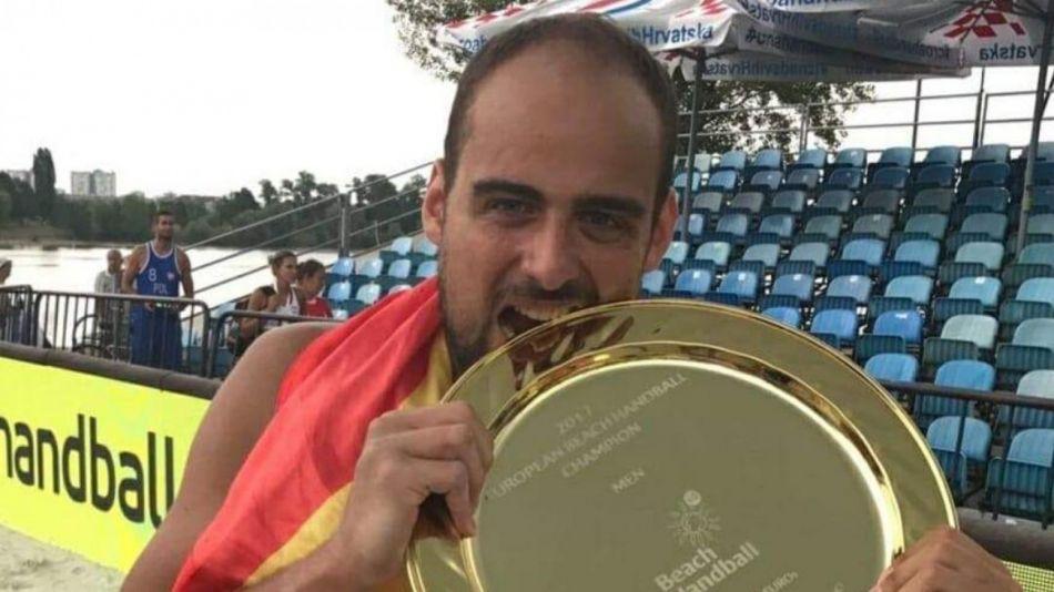 Beach: Manel Cirac neuer Co-Trainer der Männer-Nationalmannschaft
