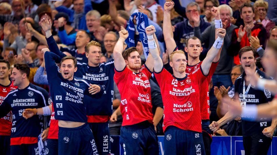 Champions League: Flensburg zieht ins Achtelfinale ein