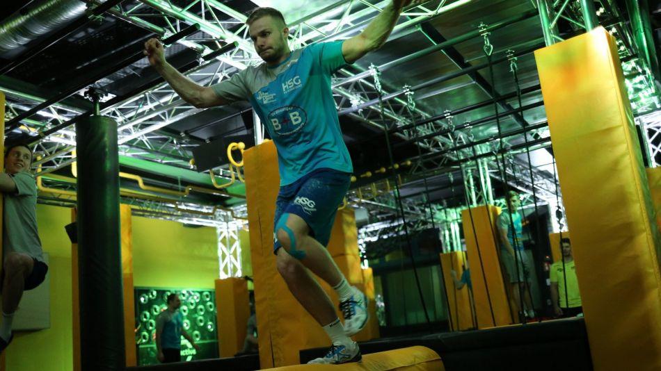 Nach Erfahrung im Ninja-Warrior-Parcours: HSG Konstanz möchte auch in Pforzheim nicht abstürzen