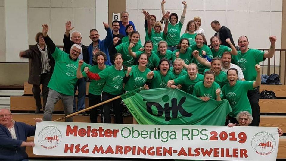 Das fehlende Teil des Aufstiegshauses: Joline Müller führt HSG Marpingen-Alsweiler in Liga 3