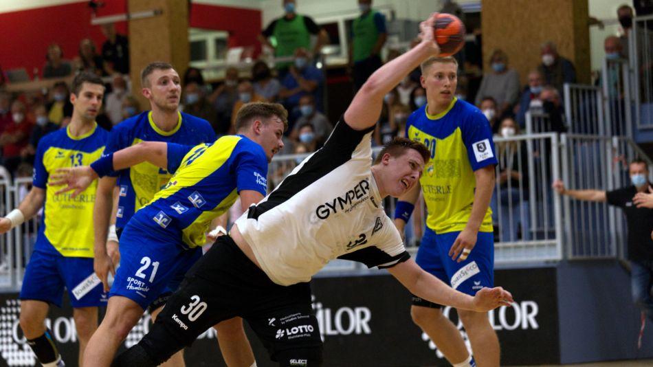 3. Liga: Derbysiege für Burgdorf II, Dragons und Falken