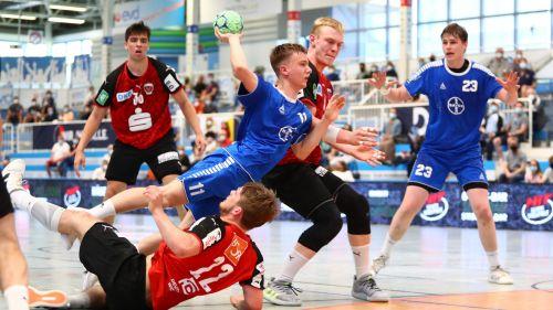 Füchse Berlin - TSV Bayer Dormagen 33:26 (16:14)