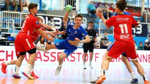 Spiel um Platz 3: JSG Melsungen/K./G. - TSV Bayer Dormagen 22:29 (11:17)