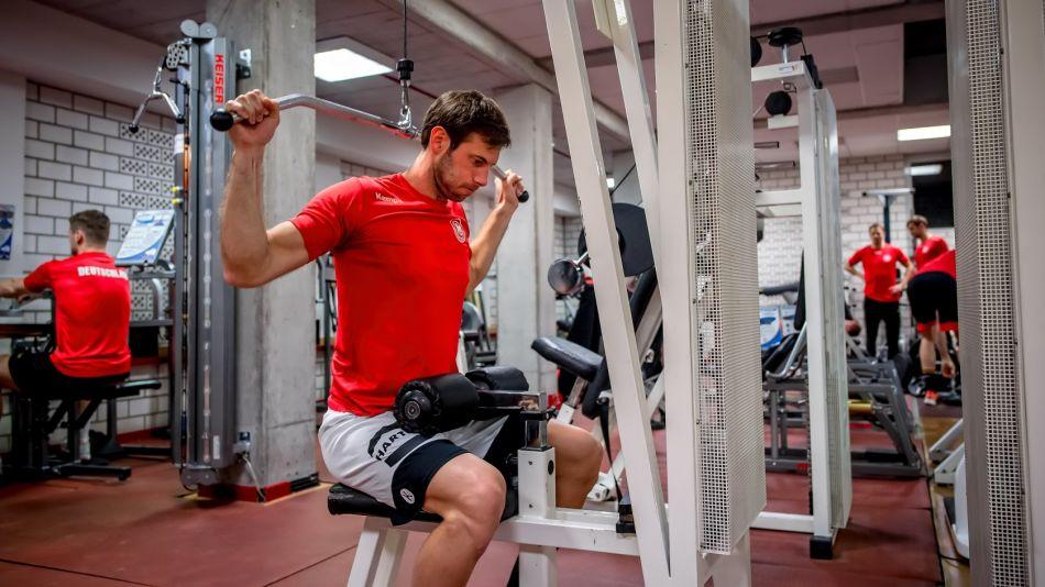 Fit mit dem DHB, Folge 12 - Fokus auf den Oberkörper!