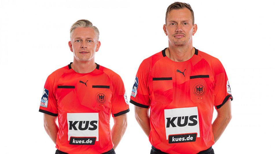 Schulze/Tönnies vertreten DHB bei Männer-EM 2022