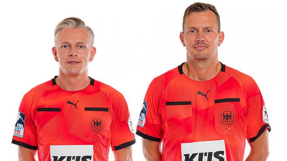 Schulze/Tönnies leiten European-League-Spiel in Polen